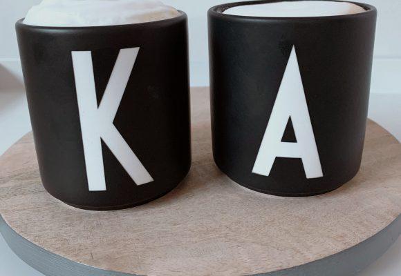 auf´n Kaffee und ne Wand