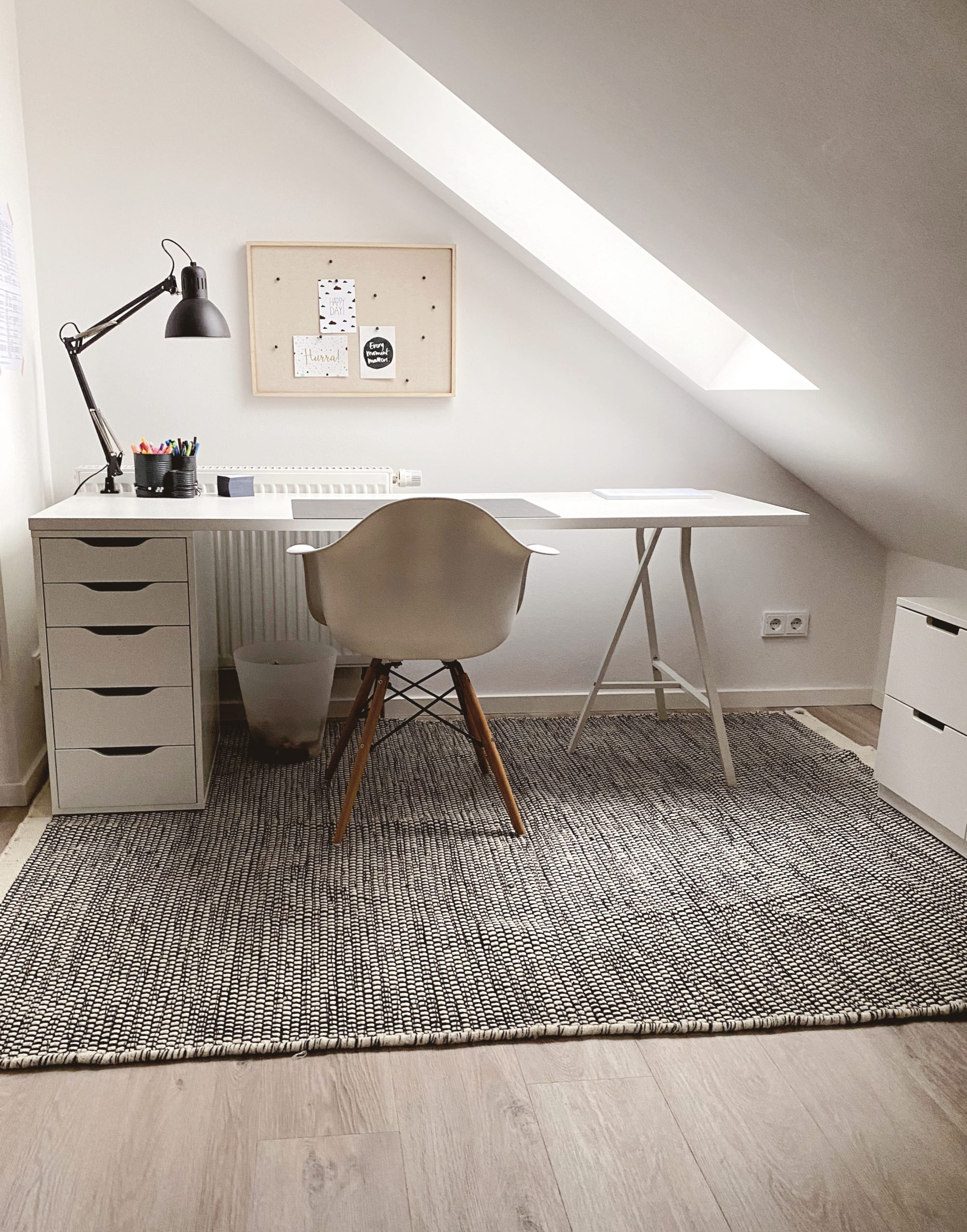 home working space