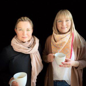 Katrin und Annika