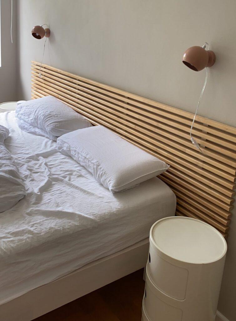 Panel Bett
