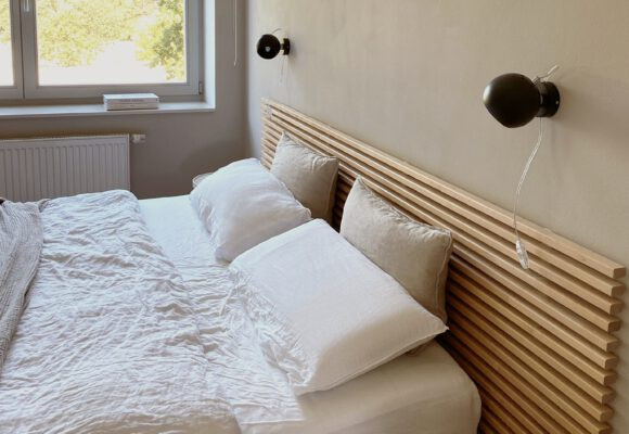 schlafzimmer make over part I – farben